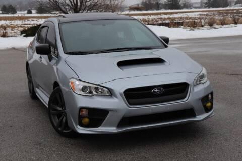 2016 Subaru WRX for sale at Big O Auto LLC in Omaha NE