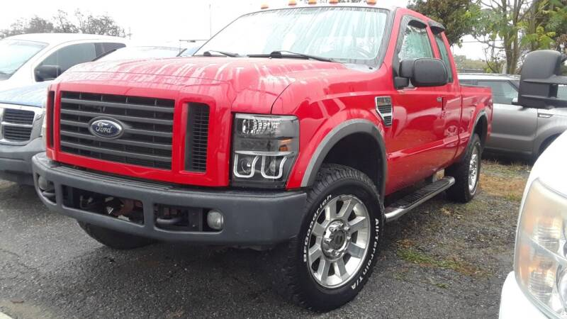 2008 Ford F-250 Super Duty for sale at Jan Auto Sales LLC in Parsippany NJ