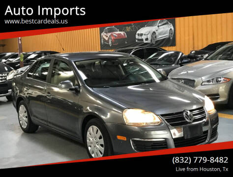 2009 Volkswagen Jetta for sale at Auto Imports in Houston TX