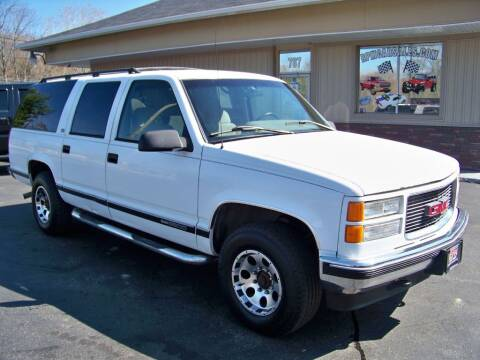 1996 GMC Suburban for sale at RPM Auto Sales in Mogadore OH