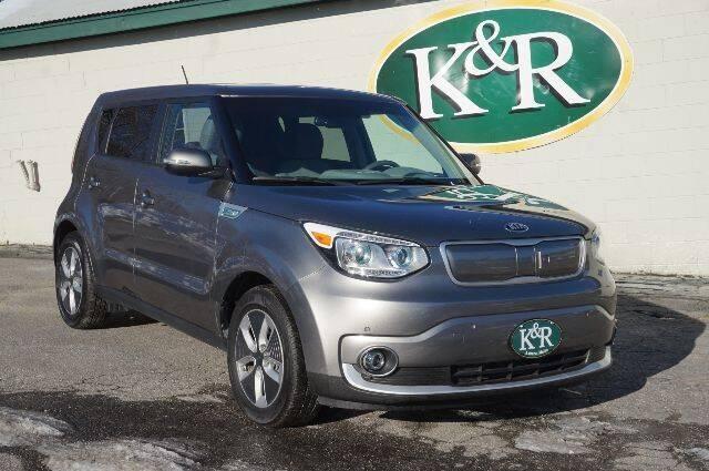 2017 Kia Soul EV for sale in Auburn, ME