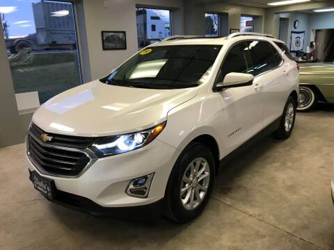 2019 Chevrolet Equinox for sale at DALE'S PREOWNED AUTO SALES INC in Moundsville WV