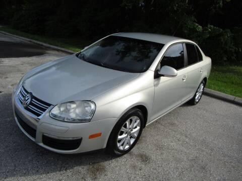 2010 Volkswagen Jetta for sale at S & T Motors in Hernando FL