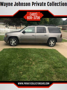 2006 Chevrolet TrailBlazer EXT for sale at Wayne Johnson Private Collection in Shenandoah IA