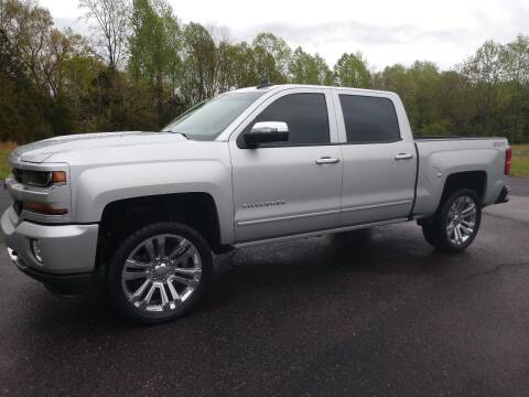 2016 Chevrolet Silverado 1500 for sale at CARS PLUS in Fayetteville TN