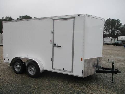2022 Continental Cargo Sunshine 7x14 Vnose for sale at Vehicle Network - HGR'S Truck and Trailer in Hope Mill NC