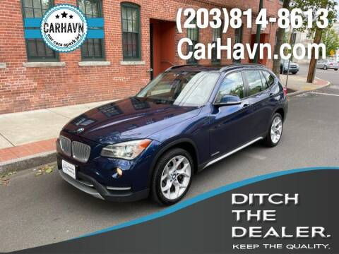 2013 BMW X1 for sale at CarHavn in New Haven CT