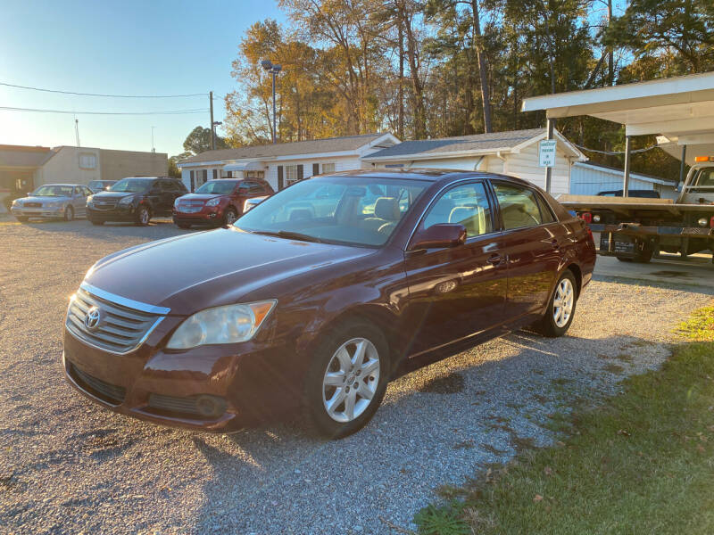 2008 Toyota Avalon for sale at Robert Sutton Motors in Goldsboro NC