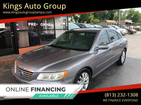 2007 Hyundai Azera for sale at Kings Auto Group in Tampa FL