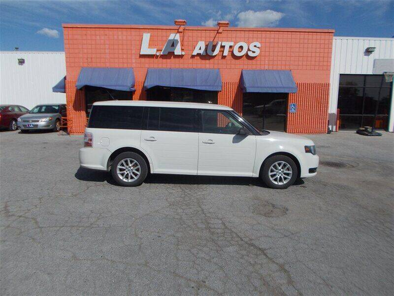 2014 Ford Flex for sale at L A AUTOS in Omaha NE