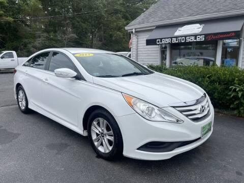 2014 Hyundai Sonata for sale at Clear Auto Sales in Dartmouth MA