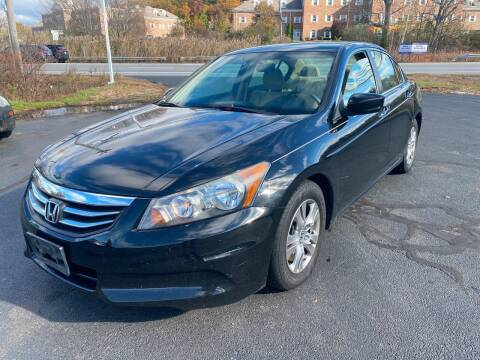 2011 Honda Accord for sale at Turnpike Automotive in North Andover MA