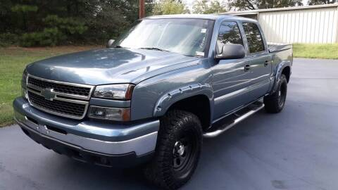 2006 Chevrolet Silverado 1500 for sale at Happy Days Auto Sales in Piedmont SC