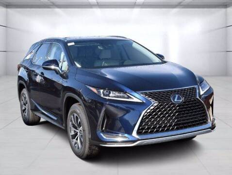 2021 Lexus RX 350L for sale at BOB ROHRMAN FORT WAYNE TOYOTA in Fort Wayne IN