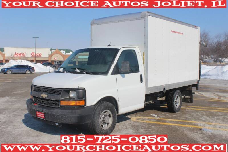 2015 Chevrolet Express Cutaway for sale at Your Choice Autos - Joliet in Joliet IL