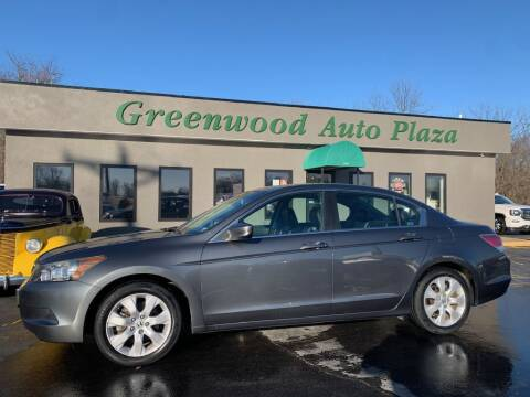 2008 Honda Accord for sale at Greenwood Auto Plaza in Greenwood MO