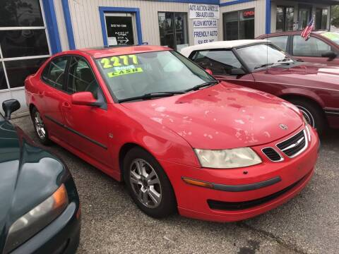 2006 Saab 9-3 for sale at Klein on Vine in Cincinnati OH