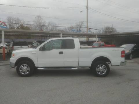 2006 Ford F-150 for sale at Lewis Used Cars in Elizabethton TN