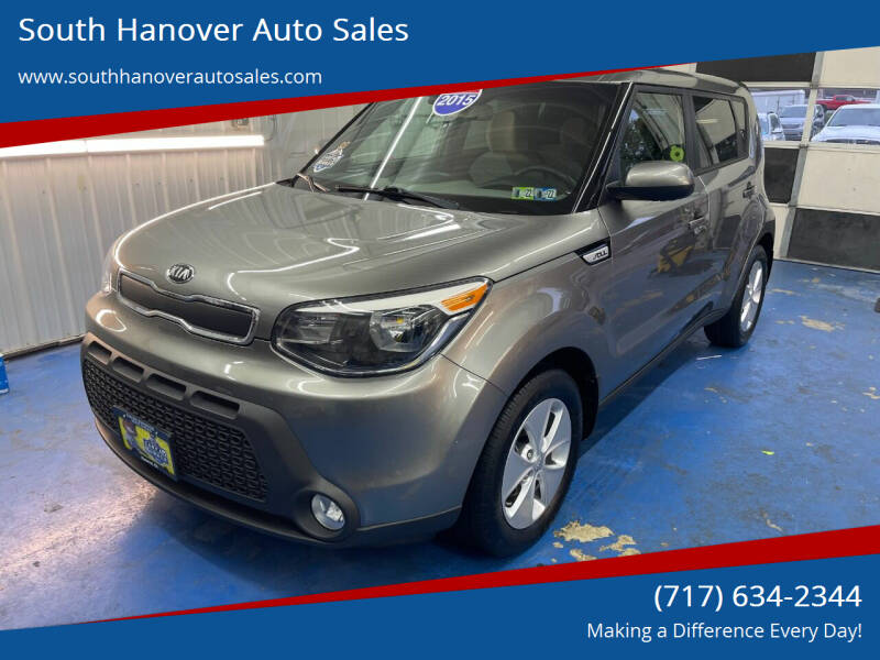 2015 Kia Soul for sale at South Hanover Auto Sales in Hanover PA