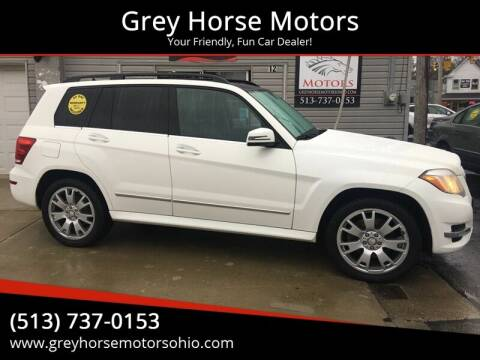 2013 Mercedes-Benz GLK for sale at Grey Horse Motors in Hamilton OH