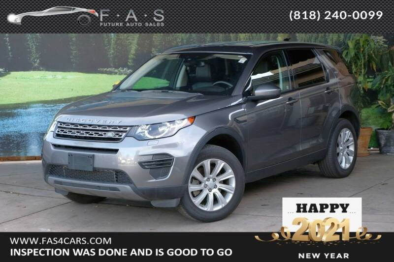 2017 Land Rover Discovery Sport for sale at Best Car Buy in Glendale CA