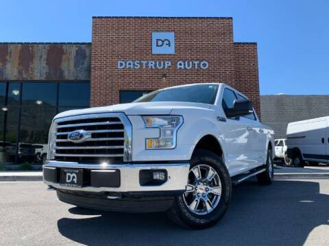 2015 Ford F-150 for sale at Dastrup Auto in Lindon UT