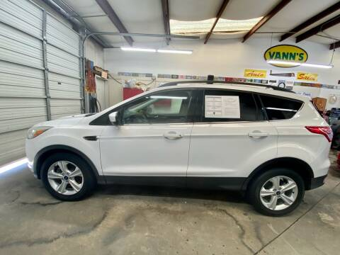 2015 Ford Escape for sale at Vanns Auto Sales in Goldsboro NC