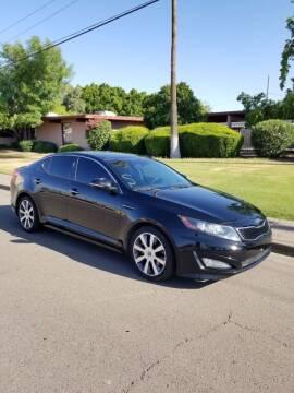 2012 Kia Optima for sale at Premier Motors AZ in Phoenix AZ