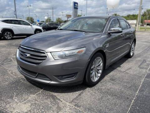 2014 Ford Taurus for sale at Mike Schmitz Automotive Group in Dothan AL