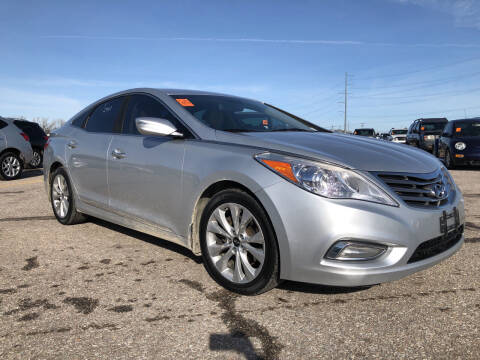 2014 Hyundai Azera for sale at Sonny Gerber Auto Sales in Omaha NE