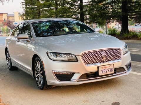2017 Lincoln MKZ Hybrid for sale at Brand Motors llc in Belmont CA