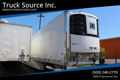 2020 VANGUARD COOL GLOBE THERMOKING S600 for sale at Truck Source Inc. in Portland OR