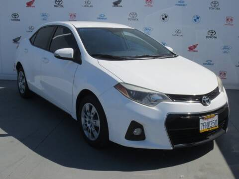 2014 Toyota Corolla for sale at Cars Unlimited of Santa Ana in Santa Ana CA