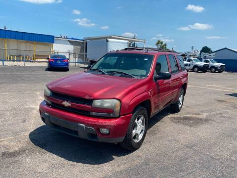 2005 Chevrolet TrailBlazer for sale at Memphis Auto Sales in Memphis TN
