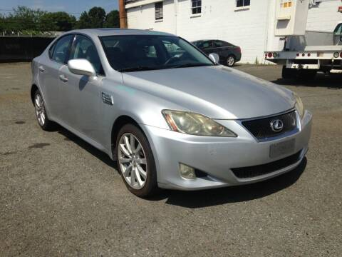 2006 Lexus IS 250 for sale at ASAP Car Parts in Charlotte NC