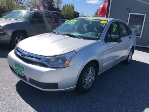 2009 Ford Focus for sale at McNamara Auto Sales - Kenneth Road Lot in York PA