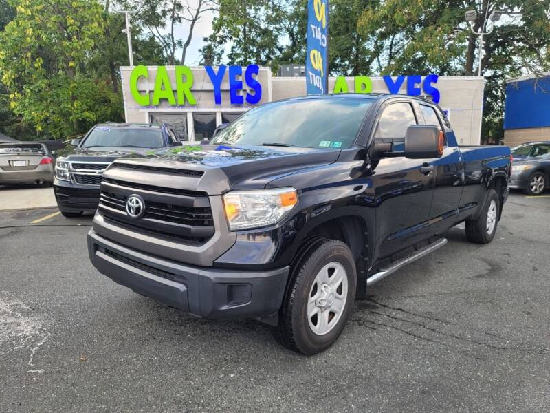 2014 Toyota Tundra for sale at Car Yes Auto Sales in Baltimore MD