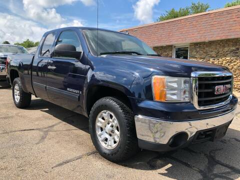 2007 GMC Sierra 1500 for sale at Approved Motors in Dillonvale OH