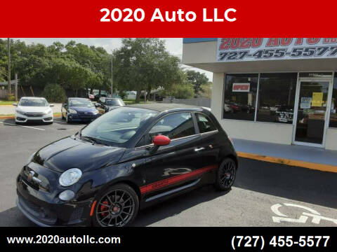 2013 FIAT 500c for sale at 2020 AUTO LLC in Clearwater FL