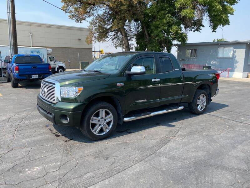 2012 Toyota Tundra for sale at Hoskins Trucks in Bountiful UT