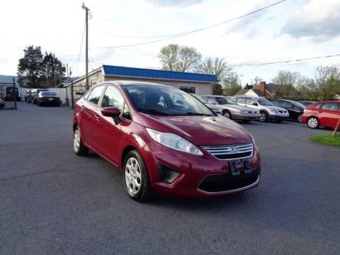 2011 Ford Fiesta for sale at Supermax Autos in Strasburg VA