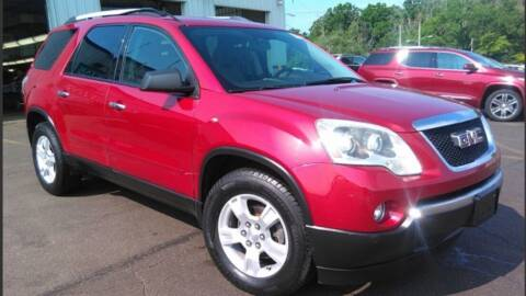 2012 GMC Acadia for sale at Perfect Auto Sales in Palatine IL
