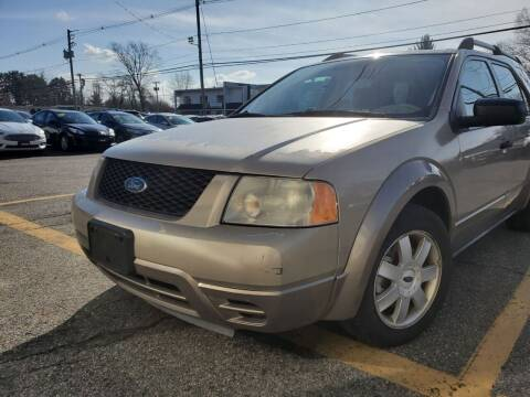 2005 Ford Freestyle for sale at Advanced Auto Sales in Tewksbury MA