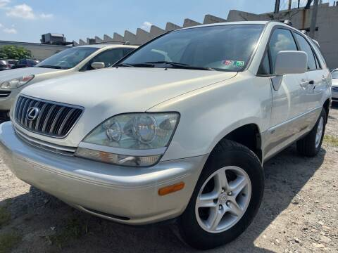 2001 Lexus RX 300 for sale at Philadelphia Public Auto Auction in Philadelphia PA