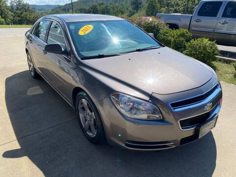 2011 Chevrolet Malibu for sale at Car City Automotive in Louisa KY