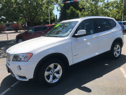 2012 BMW X3 for sale at Autos Wholesale in Hayward CA
