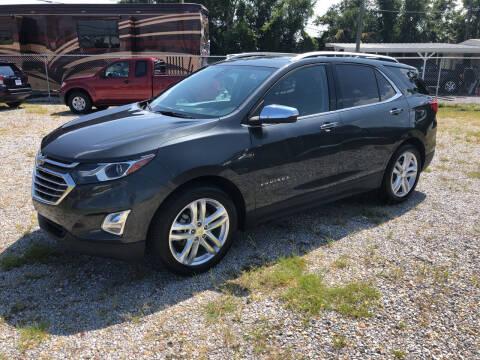 2018 Chevrolet Equinox for sale at Advance Auto Wholesale in Pensacola FL