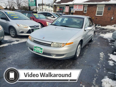 2001 Saturn L-Series for sale at Kar Connection in Little Ferry NJ