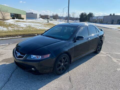 2005 Acura TSX for sale at JE Autoworks LLC in Willoughby OH