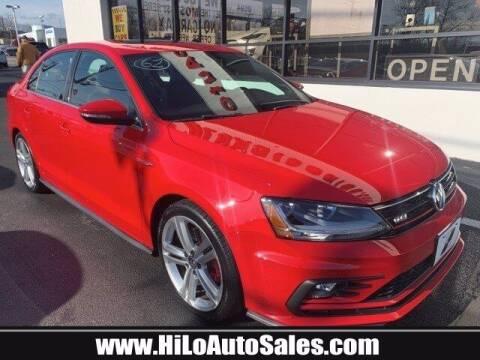 2017 Volkswagen Jetta for sale at Hi-Lo Auto Sales in Frederick MD